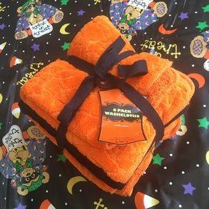 Other - 👻 6 Pack Washcloths  Halloween👻